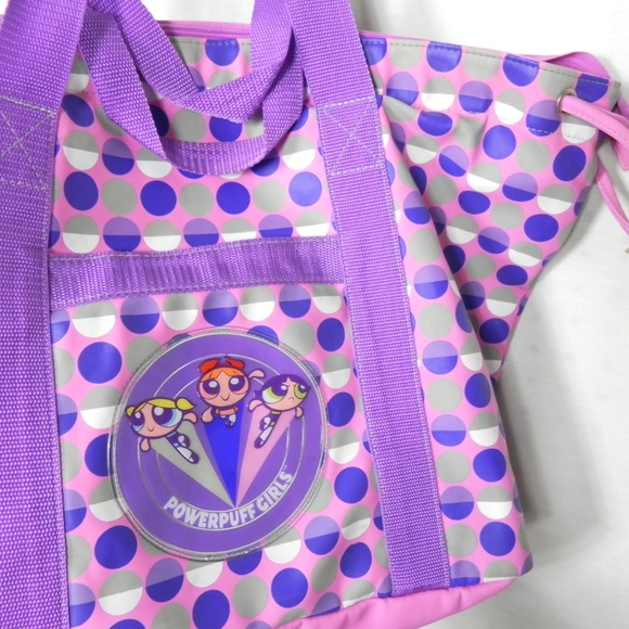 7795a2030ec Vintage Bags | Y2k Powerpuff Girls Tote Bag Book Bag | Poshmark